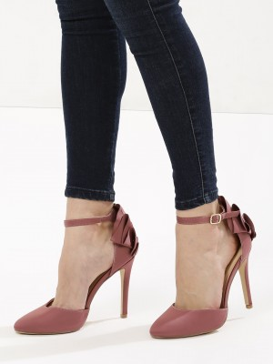 NEW LOOK Ruffled Back Heels...