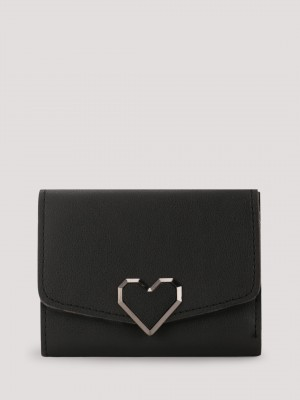 ORIGAMI LILY Wallet With Heart...