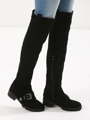 TRUFFLE COLLECTION Boots With ...