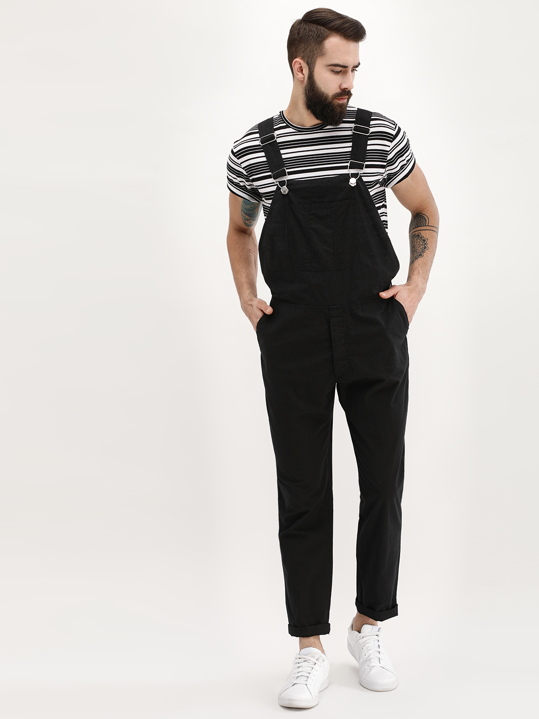 Noble Faith Cotton Dungaree...