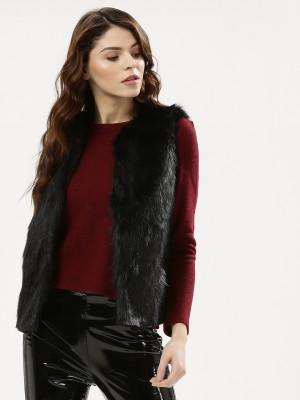 CATWALK88 Faux Fur Gilet...