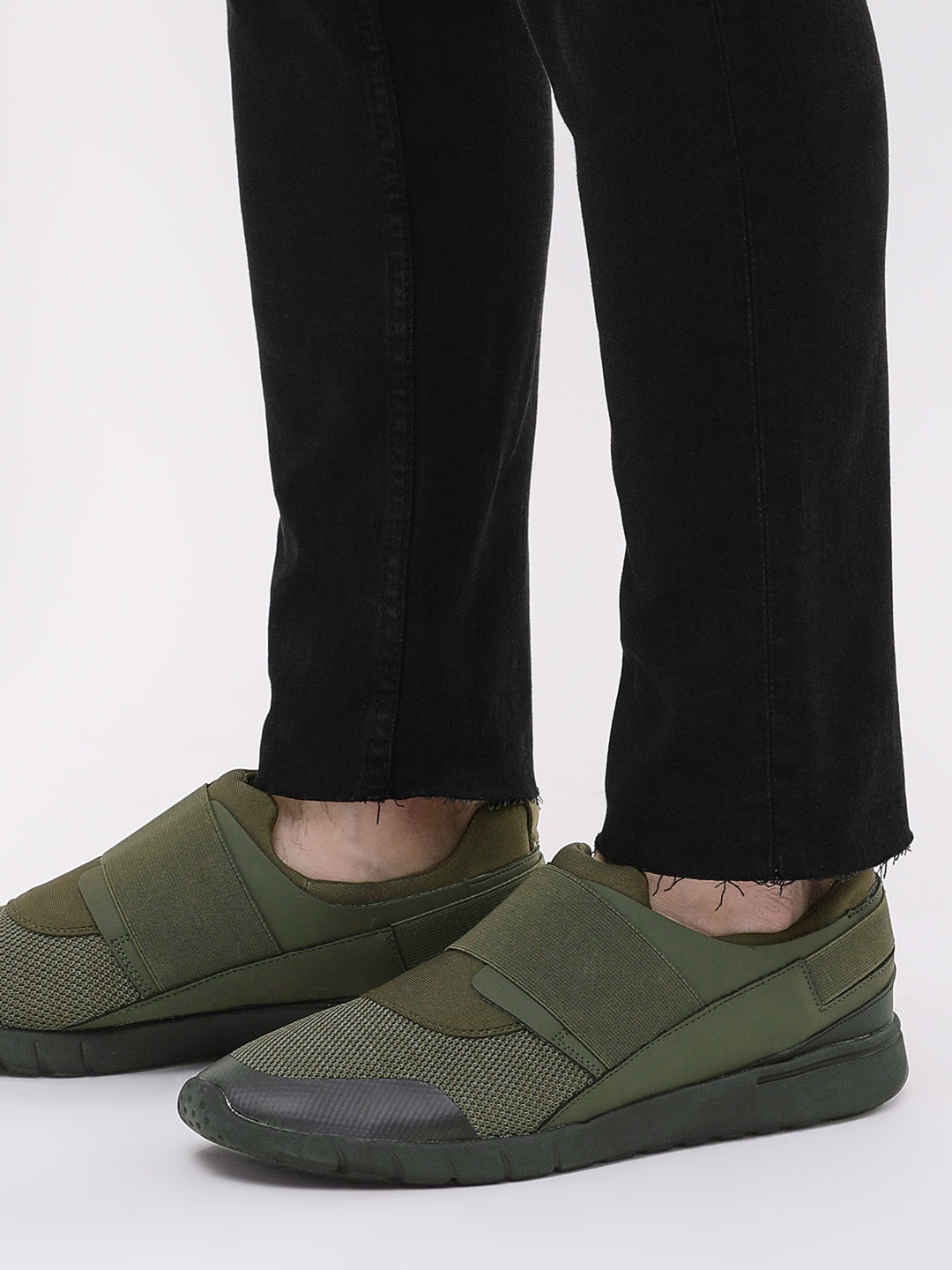 New Look Khaki Hurdle Runners 1