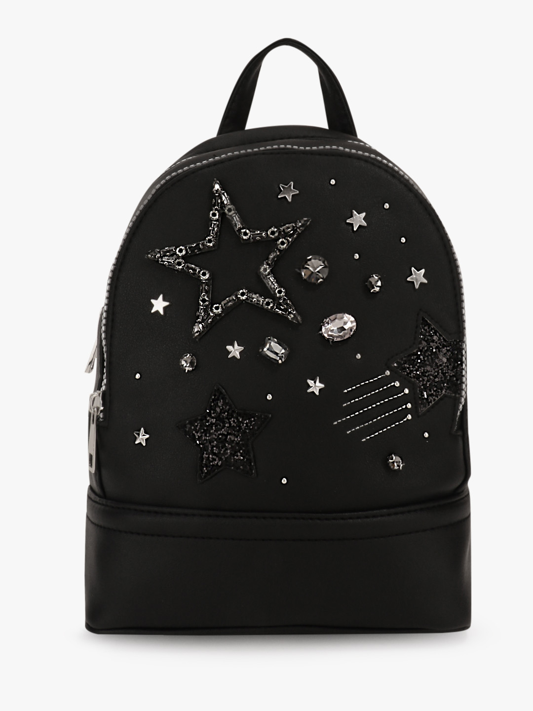 New Look Star Embellished Mini...