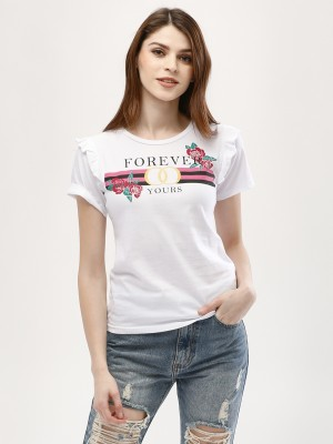KOOVS Forever Yours Print T-Sh...
