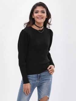 New Look Mutton Sleeve Jumper