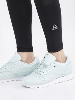 Reebok Classics Leather Tinted Face Trainers