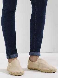 Brave Soul Espadrilles With Elasticated Inserts