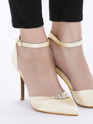 INTOTO Embellished Pump Heeled...