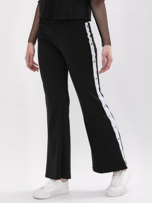 BEYOND CLOUDS Ponte Pants With...