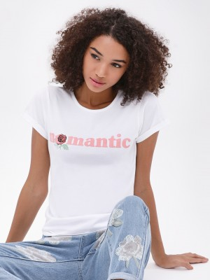 KOOVS Nomantic T-Shirt...