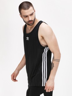 Adidas Originals 3-Stripes Jersey Tank