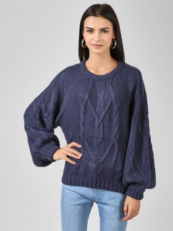 Brave Soul Croatia Knitted Jumper