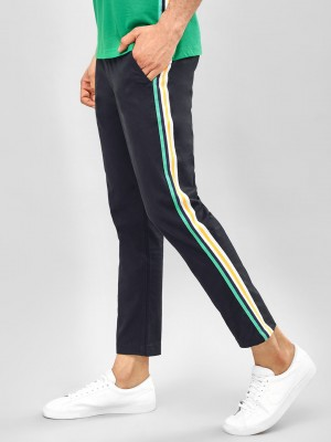KOOVS Side Tape Slim Trousers...