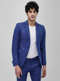 KOOVS Skinny Single Breasted Blazer