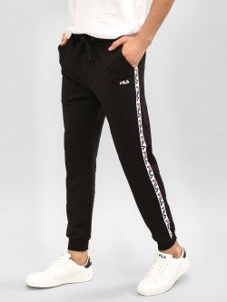 Fila Logo Detail Side Tape Joggers