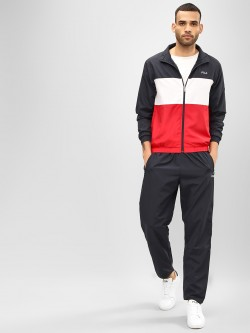 Fila Colour Block Track Suit