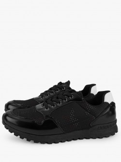 Kindred Contrast Tab Cleated Sole Trainers