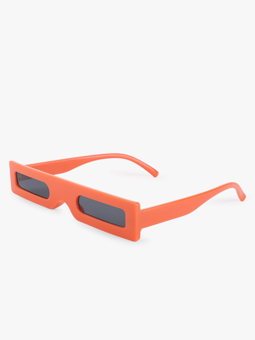 Pataaka Red Retro Sunglasses With Broad Frame 1