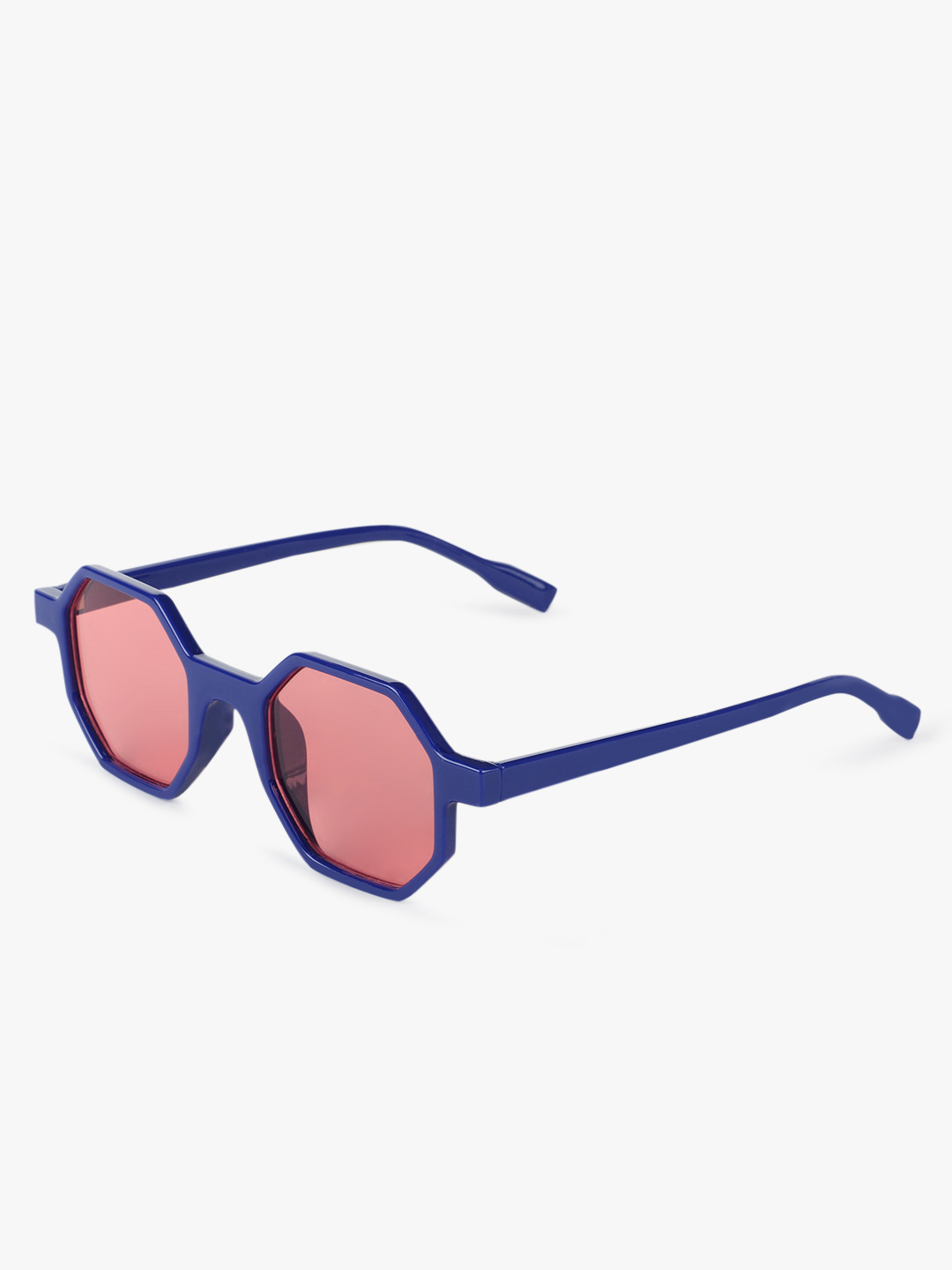 Pataaka Multi Coloured Lens Retro Sunglasses 1