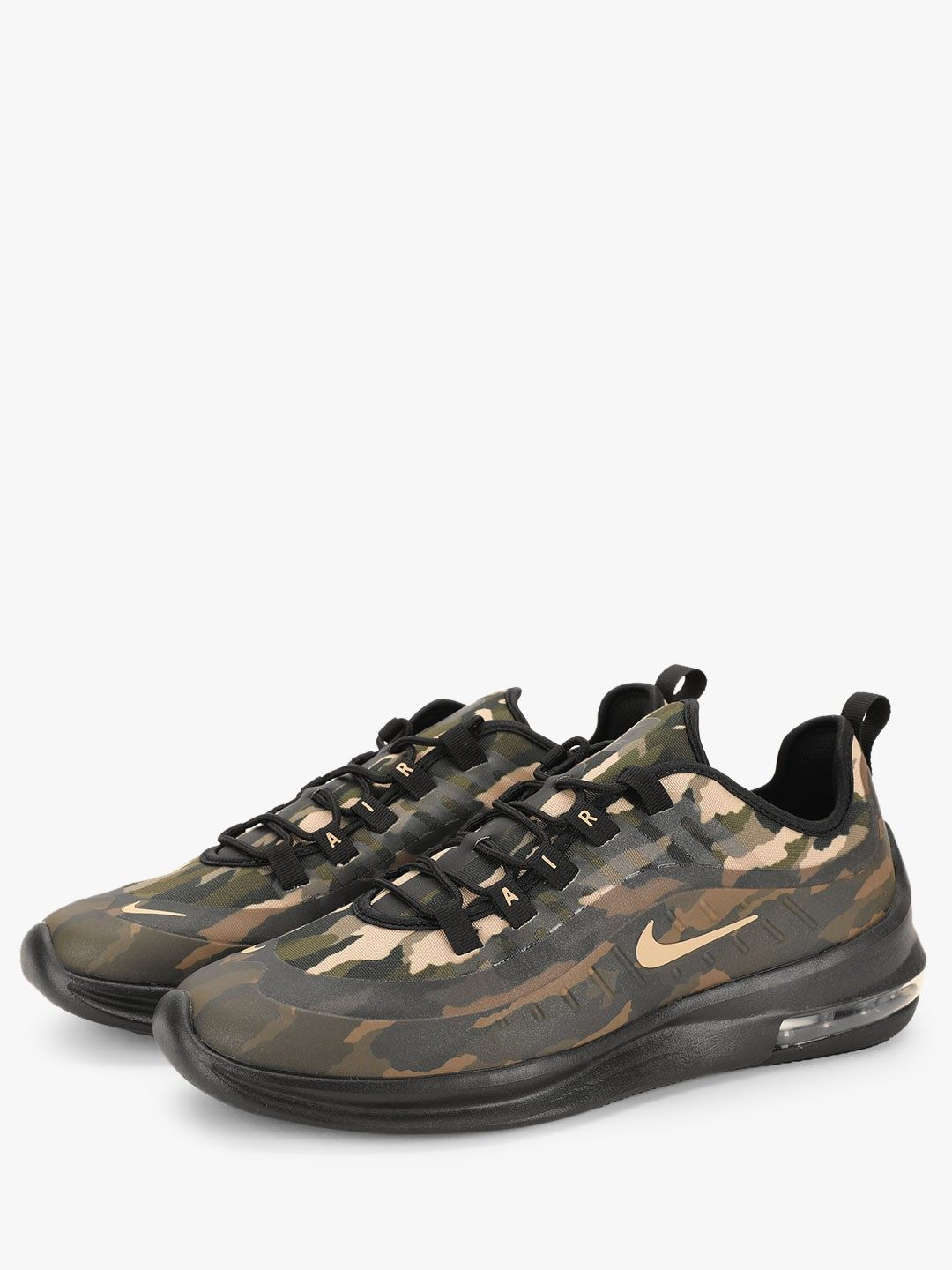 Nike Black Air Max Axis Premium Shoes 1