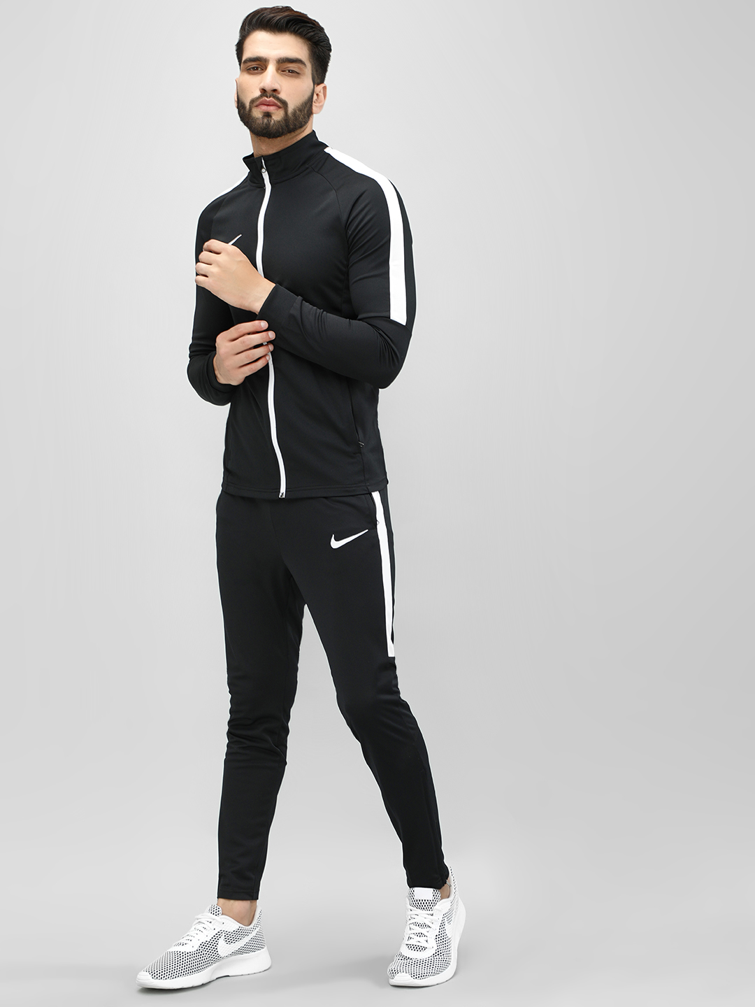 Nike Black Dry Academy K Track Suit 1