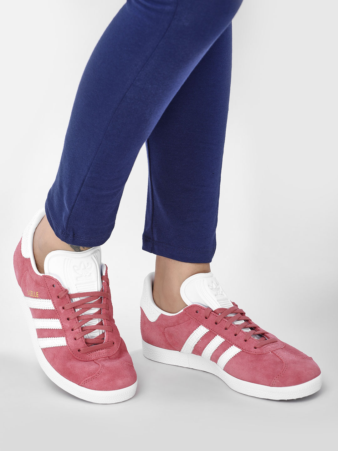 Adidas Originals Pink Gazelle W Shoes 1