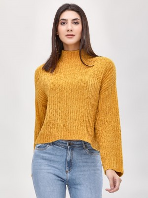NEW LOOK Turtle Neck Long Slee...