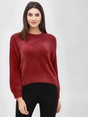 NEW LOOK Long Sleeve Fluffy Pu...