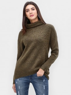 New Look Roll Neck Pullover