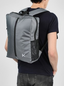 KOOVS Front Zipper Backpack