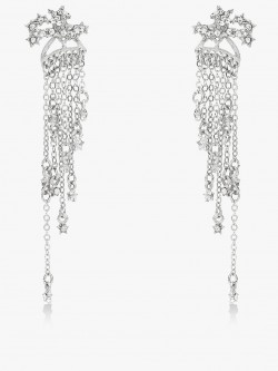 Style Fiesta Chandelier Drop Down Earrings