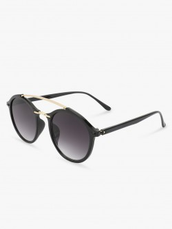 Kindred Coloured Lens Round Sunglasses