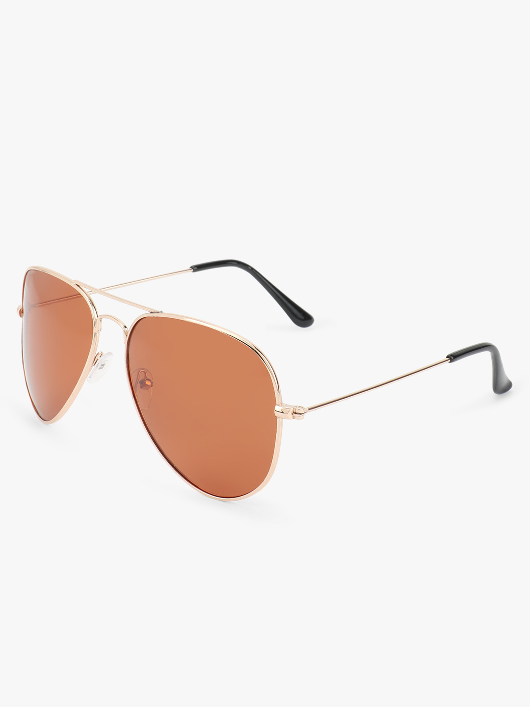 Kindred Brown Polorized Pilot Sunglasses 1