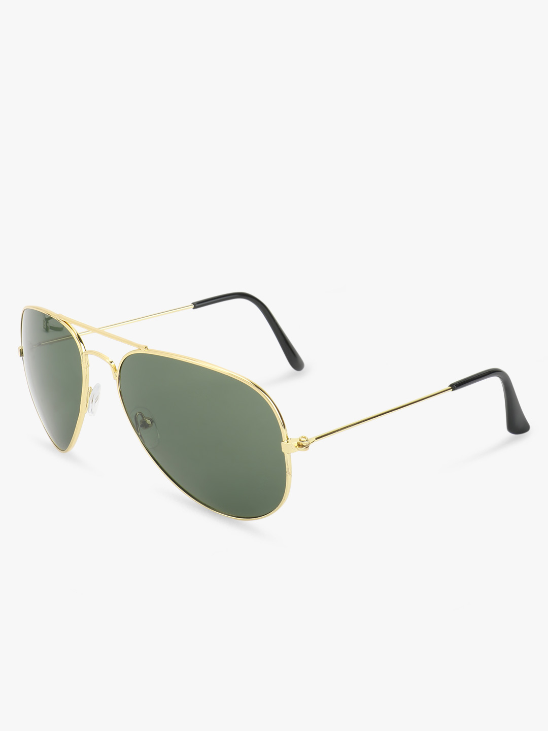 KOOVS Golden Pilot Sunglasses 1
