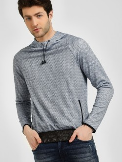 KOOVS High Tech Long Sleeve Hoodie