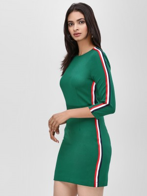 RI-DRESS Bodycon Dress With Si...