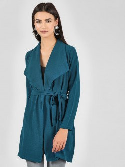 Vero Moda Front Tie Up Coat