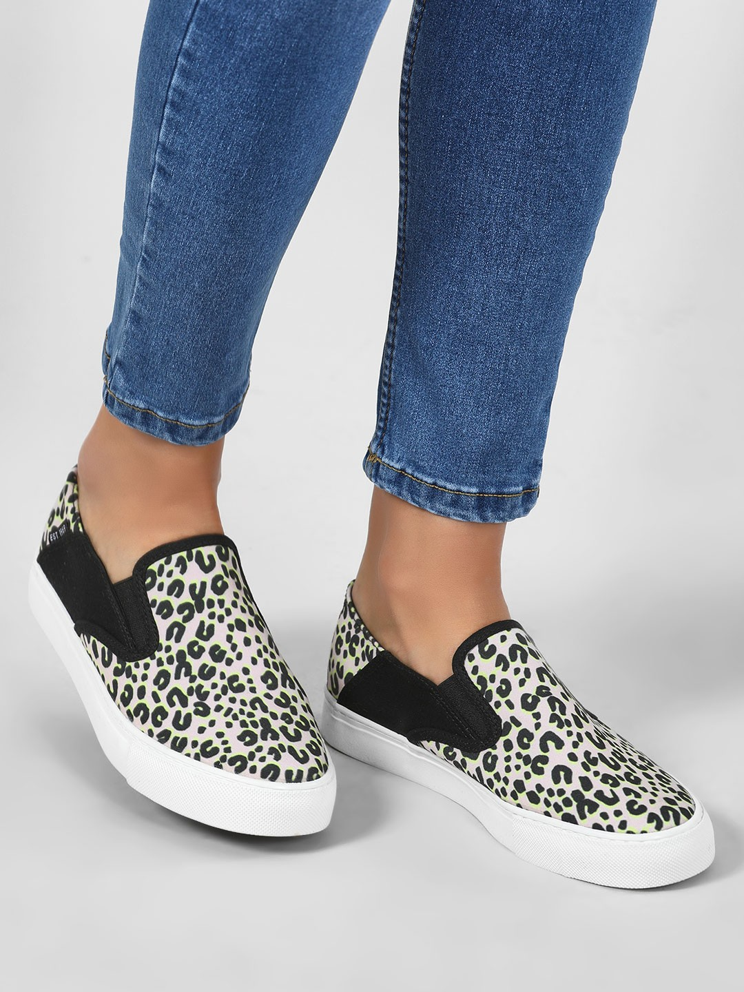 New Look Multi Printed Casual Shoes 1