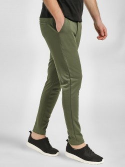 KOOVS Knitted Slim Fit Trousers