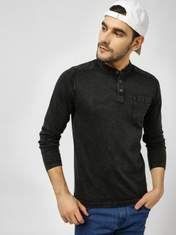 Buffalo Basic Henley Sweatshirt