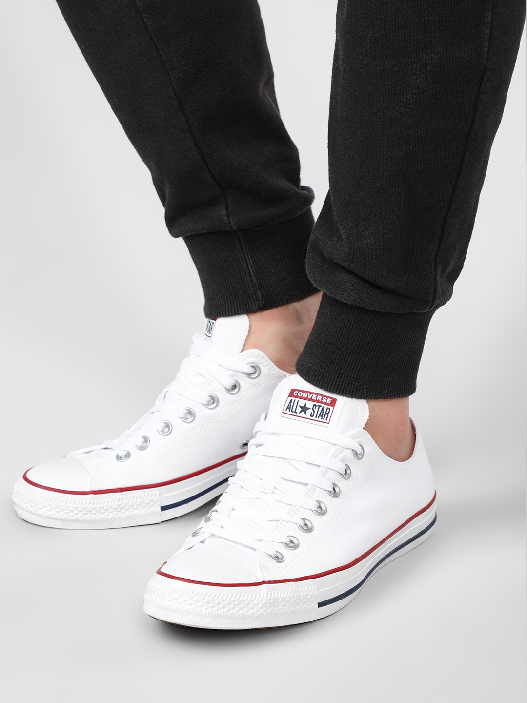Converse White Chuck Taylor All Star Low Top 1
