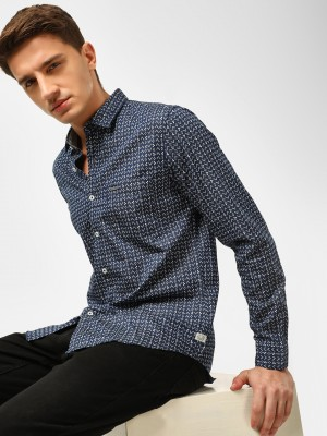 INDIGO NATION Dot Print Casual...