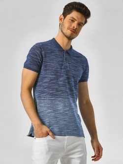 Indigo Nation Ribbed Regular T-Shirt