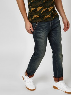 Flying Machine Mid Rise Slim Jeans