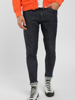 K Denim KOOVS Washed Skinny Jeans