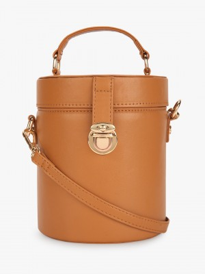 PARIS BELLE Bucket Sling Bag...