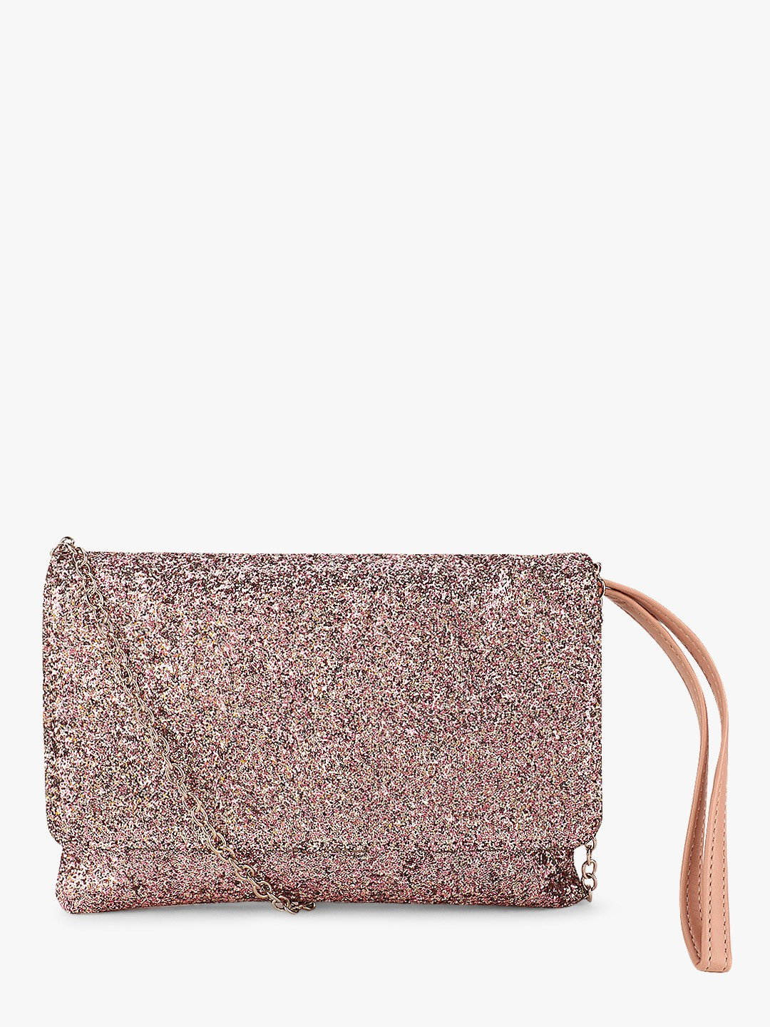 Paris Belle Multi Shimmery Clutch Sling Bag 1