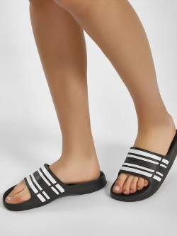 Truffle Collection Striped Pool Sliders