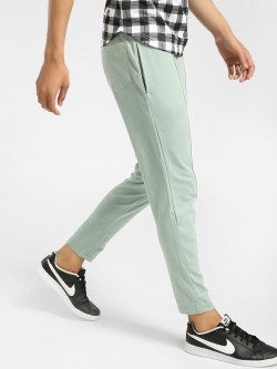 KOOVS Pintuck Interlock Jog Pants