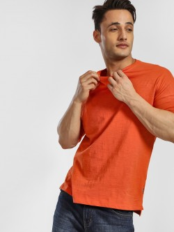 KOOVS Basic Boxy Fit T-Shirt